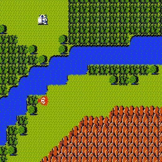 Nekonečná a procedurálně generovaná Zelda