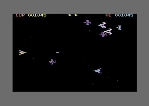 Infinite Space, vesmírná střílečka pro C64