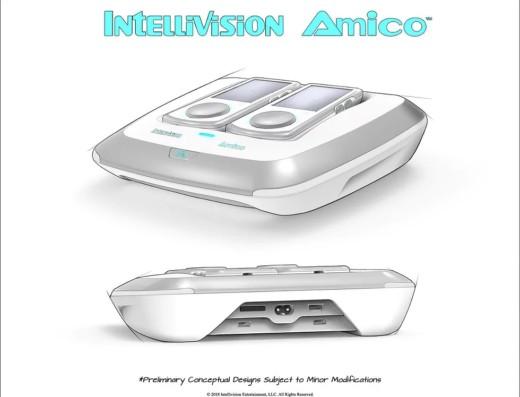 Intellivision Amico, další retro konzole na obzoru