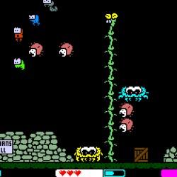 Invasive Species, nová hra pro ZX Spectrum