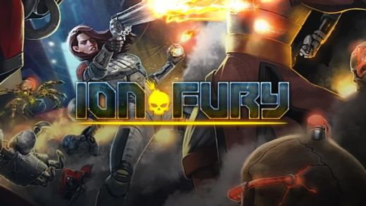 Vyšla Ion Fury – nová hra na Build engine