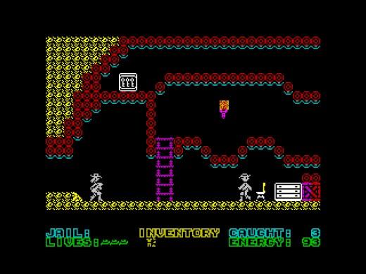The Adventures Of Jane Jelly: The Egg Diamond, novinka pro ZX Spectrum
