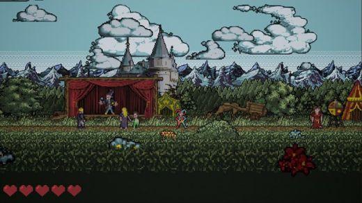 Jester's Quest, slovenská indie plošinovka potřebuje zelenou!
