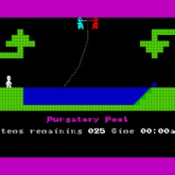 Jet Set Willy Heaven and Hell, mikrohra pro ZX Spectrum
