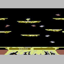 Ztraceno a nalezeno: Joust pro Commodore 64