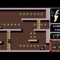 Juanje Juega in Sinverland, nová plošinovka pro C64