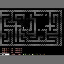 Katabatia, roguelike novinka pro Commodore 64