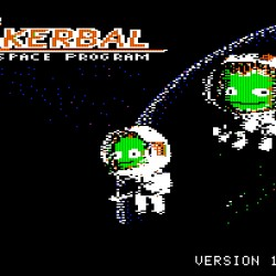 Kerbal Space Program pro Apple II