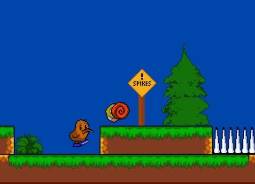 The Kiwi's Tale, nová plošinovka pro počítače Amiga