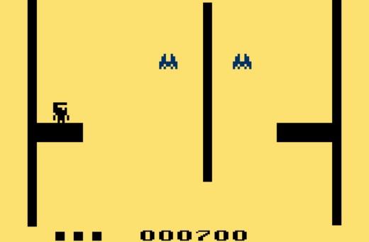 Knight Guy, nová plošinovka pro Atari 2600