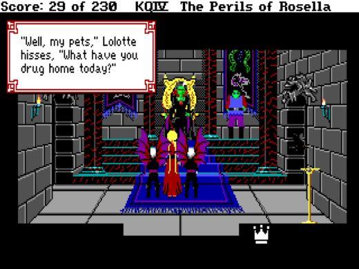 Zkuste fanouškovský remake King's Quest IV
