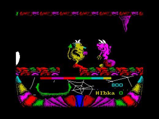Ztraceno a nalezeno: Krpat pro ZX Spectrum
