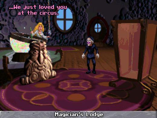 Dohráno: The Legend of Kyrandia 3 – Malcolm's Revenge