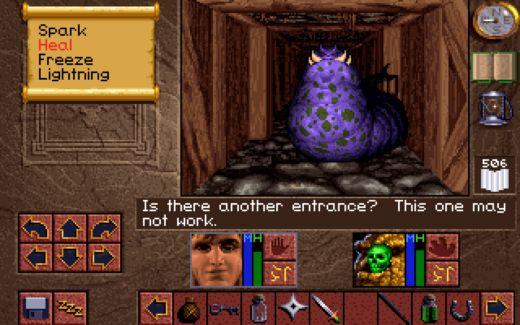 Lands of Lore – nestárnoucí dungeon