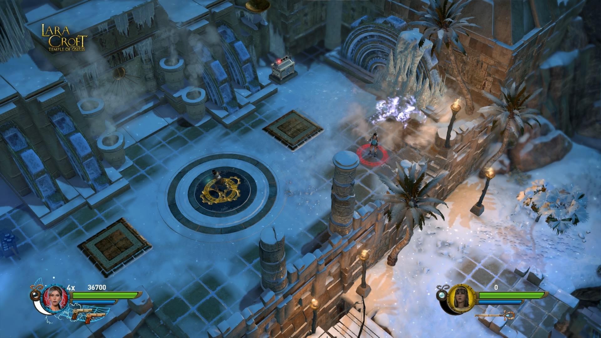 Lara Croft and the Temple of Osiris zdarma na Steamu