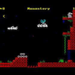 Lareliquia, nová plošinovka pro ZX Spectrum
