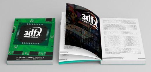 The Legacy of 3dfx, kniha o historii 3dfx na Kickstarteru