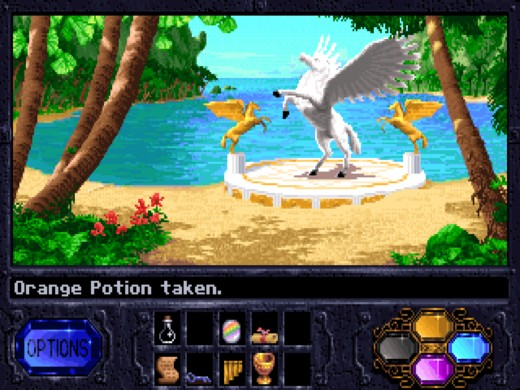 Rukověť pro screenshoty ze starých her