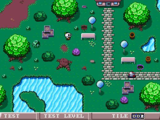 Může se hodit: Little-Game-Engine-for-VGA