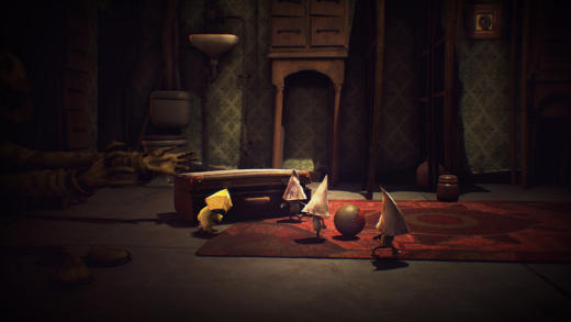 Little Nightmares zdarma na Steamu