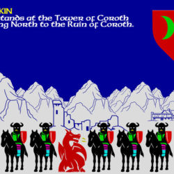 Lords of Midnight a Doomdark's Revenge zdarma na GOG
