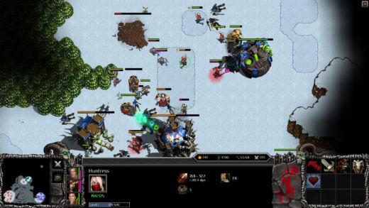 Vyšla Warcraftem inspirovaná RTS Loria