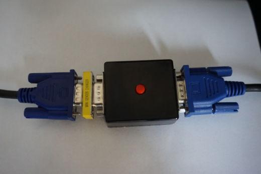 Low blue light filtr pro VGA