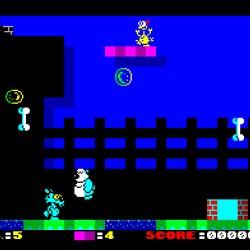 Lupo Alberto, nová hra pro ZX Spectrum