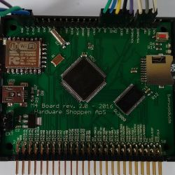WiFi modul pro Amstrad CPC