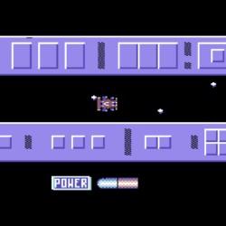 Mad Race, závodní jednohubka pro Commodore 64