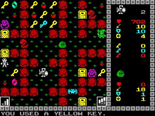Magical Tower Adventure, novinka pro ZX Spectrum