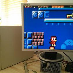 MagiDuck, nová hra pro 8088/8086 a CGA se blíží do finiše