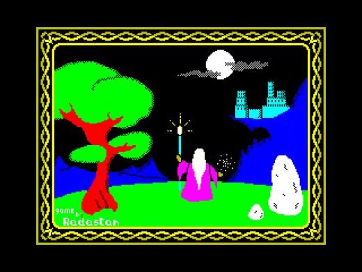 Mag the Magician, dobrodružná novinka pro ZX Spectrum