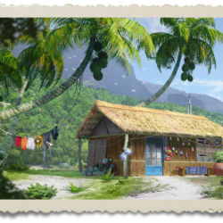 Remake Maupiti Island na Kickstarteru