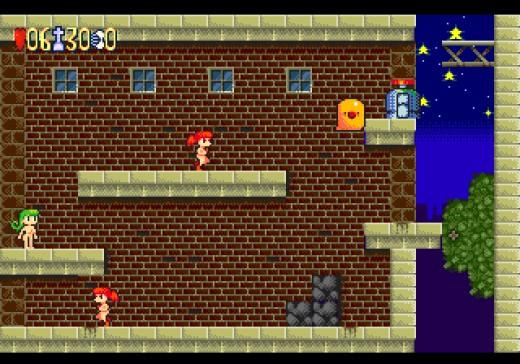 Mega Cheril Perils, novinka pro SEGA Mega Drive