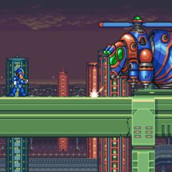 Mega Man X pro DOS nyní s lepší hudbou
