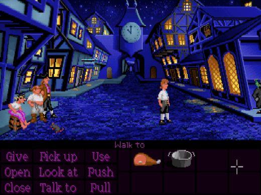 Připomenutí: existuje Monkey Island Ultimate Talkie Edition
