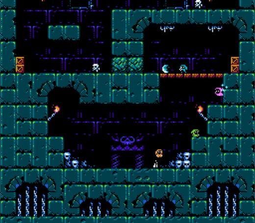Micro Mages, nová hra pro NES na Kickstarteru