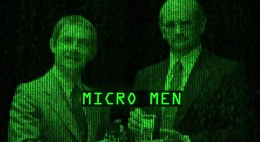 Micro Men – sir Clive Sinclair, ZX Spectrum, Acorn …