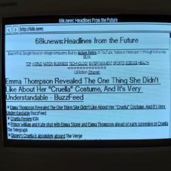 MicroWeb, nový internetový prohlížeč pro vaše DOSové PC