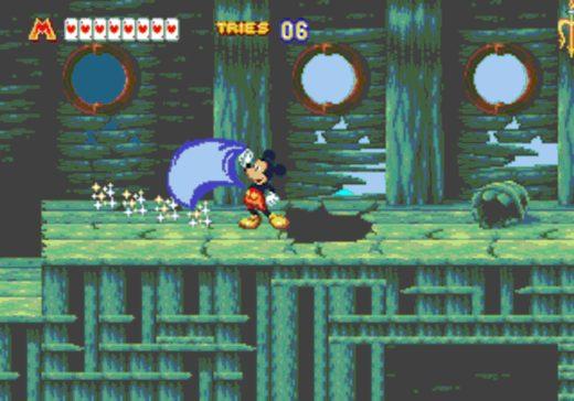 Myšák Mickey a Svět iluzí