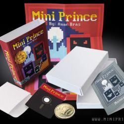 Mini Prince, demake Prince of Persia (DOS)