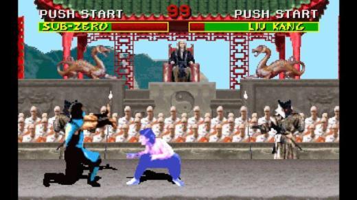 Přelomový Mortal Kombat #guldyhoRTCW