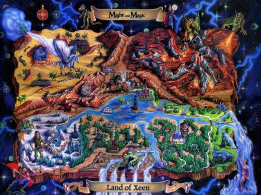 Might and Magic IV – retro RPG lahůdka