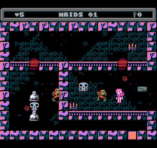 Miedow (Cheril's Nightmares), novinka pro NES