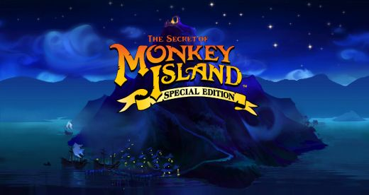 Monkey Island: Special Edition Collection, díl 1.