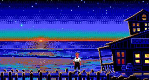 30. výročí The Secret of Monkey Island