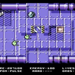 Moonspire, novinka pro Commodore 64