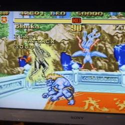 Dycky Most! a dycky SEGA Mega Drive!