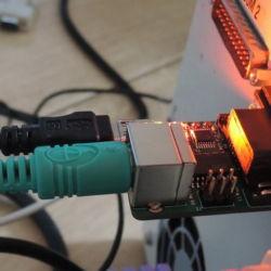 PS2TOSERIAL, připojte PS/2 myš k sériovému portu